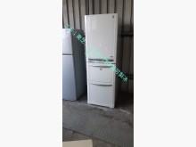 [8成新] 尋寶屋~東芝345公升冰箱冰箱有輕微破損