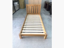 全新實木床架/單人床/3尺床組單人床架全新