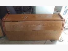 [9成新] 松木色5呎床頭箱(A)床頭櫃無破損有使用痕跡