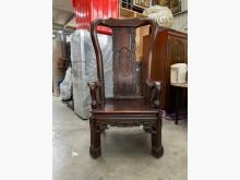 [9成新] 大慶二手家具 雞翅木皇帝椅其它桌椅無破損有使用痕跡