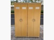 [9成新] 三合二手物流(精美6尺衣櫃)衣櫃/衣櫥無破損有使用痕跡