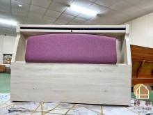 [全新] (全新)北歐多功能置物5尺床頭箱床頭櫃全新