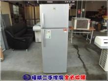 [9成新] 權威二手傢俱/聲寶雙門冰箱冰箱無破損有使用痕跡