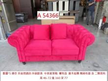 [95成新] A54366 麂絨布 雙人沙發雙人沙發近乎全新