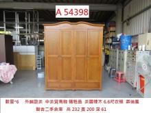 [95成新] A54398 美國橡木6.6衣櫃衣櫃/衣櫥近乎全新
