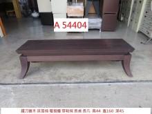 [9成新] A54404 鐵刀木 電視櫃電視櫃無破損有使用痕跡