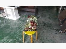 合運二手傢俱~玉石葡萄盆栽裝飾品收藏擺飾有輕微破損