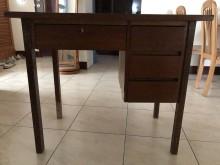 [7成新及以下] 復古書桌書桌/椅有明顯破損
