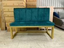 [95成新] 北歐風沙發/絨布沙發/餐廳沙發雙人沙發近乎全新