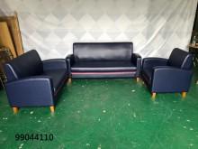 [全新] 99044110 深藍色沙發組多件沙發組全新