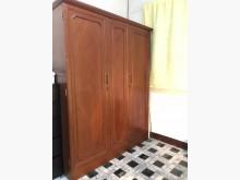 [9成新] 實木訂做衣櫃衣櫃/衣櫥無破損有使用痕跡