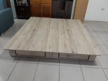 [全新] 工廠庫存木心板5尺、6尺四抽床底其它櫥櫃全新