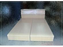 [全新] 標準雙人5尺床箱含床頭雙人床架全新