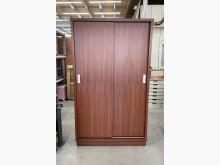 [95成新] 4尺胡桃衣櫃/胡桃衣櫥/雙人衣櫃衣櫃/衣櫥近乎全新