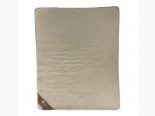 [8成新] B61501*獨立筒色雙人床墊*雙人床墊有輕微破損