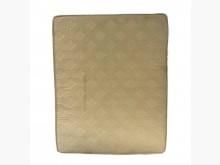 [8成新] B61503*雙人獨立筒床墊*雙人床墊有輕微破損