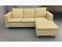 [全新] LA927CI全新布面L型布沙發L型沙發全新