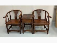 [全新] ZM821Fj*新雞翅木公婆椅木製沙發全新
