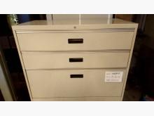 [9成新] 大台北二手傢俱-抽屜鐵櫃辦公櫥櫃無破損有使用痕跡