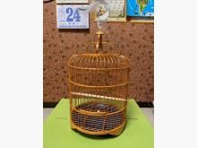 [9成新] 【中古鳥籠】650元、正常美品擺飾無破損有使用痕跡