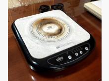 [7成新及以下] 二手 聲寶牌電磁爐 已損壞需送修電磁爐有明顯破損