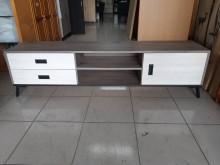 [全新] 工廠庫存木心板6尺電視櫃其它家具全新