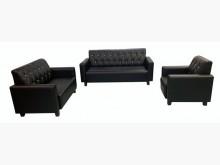 [全新] SX807iA*新123黑皮沙發多件沙發組全新