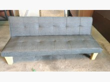 [9成新] 灰色小巧兩人座沙發床沙發床無破損有使用痕跡