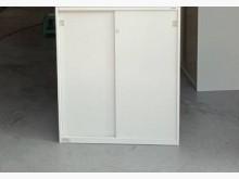 [95成新] 三尺鐵製公文櫃H03957辦公櫥櫃近乎全新