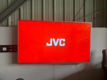 [9成新] JVC。65吋智慧型聯網液晶電視電視無破損有使用痕跡