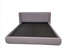[9成新] B61819*雙人加大米亞床架雙人床架無破損有使用痕跡