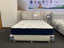 [全新] 新品棒棒糖天絲乳膠交叉獨立筒床墊雙人床墊全新