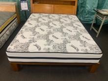 [全新] 新茉莉雅天絲負離子乳膠獨立筒床墊雙人床墊全新