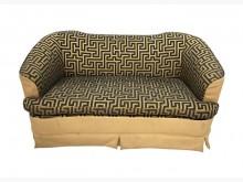 [9成新] A70513*雙人布沙發*雙人沙發無破損有使用痕跡