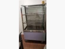 [9成新] [9成新]營業用展示冰箱冰箱無破損有使用痕跡