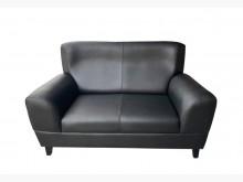 [全新] OZ316DB*全新黑皮雙人沙發雙人沙發全新
