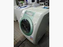 [8成新] 皇后滾筒國際2手15公斤洗脫烘洗衣機有輕微破損