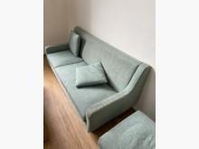 [8成新] 薄荷綠L型沙發3人座L型沙發有輕微破損