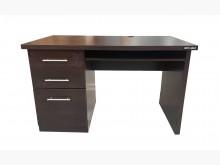 [7成新及以下] E72202*胡桃木書桌*書桌/椅有明顯破損