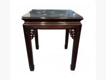 [8成新] ZH72229*黑檀木神桌*神桌有輕微破損