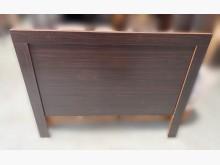 [9成新] A7183*胡桃3.5尺床頭片*床頭櫃無破損有使用痕跡