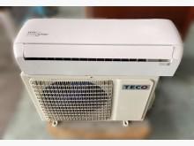 [8成新] AC7185*東元1.8噸變頻分離式冷氣有輕微破損