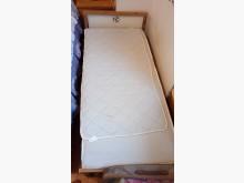 [95成新] ikea 實木兒童床架含床墊單人床架近乎全新