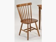 [全新] CK115X 柚木色溫莎餐椅餐椅全新