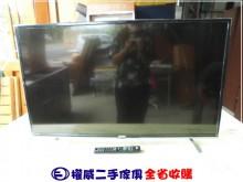 [9成新] 權威二手傢俱/聲寶43吋液晶電視電視無破損有使用痕跡