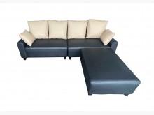 [全新] GO7ABE*全新雅典L型皮沙發L型沙發全新