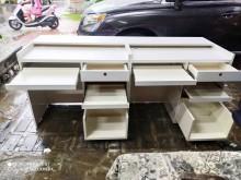 [95成新] 9成新櫃台桌.雙人書桌書桌/椅近乎全新