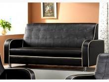 [全新] 801型乳膠皮三人沙發 桃園免運雙人沙發全新