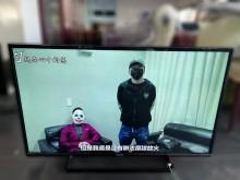 [9成新] TV80801國際牌42吋可聯網電視無破損有使用痕跡