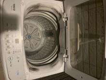 [8成新] 二手東元洗衣機洗衣機有輕微破損